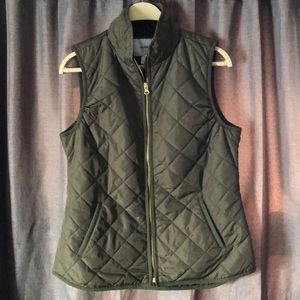 🍂 🍁 Quilted Fitted Vest